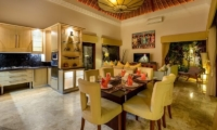 The Residence Villa Siam Residence Dining Area   Seminyak, Bali