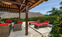 The Residence Villa Siam Residence Outdoor Lounge | Seminyak, Bali