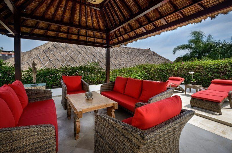 The Residence Villa Siam Residence Outdoor Seating | Seminyak, Bali