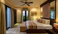 The Residence Villa Siam Residence Master Bedroom   Seminyak, Bali