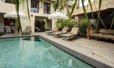 Villa Elok Pool Side | Seminyak, Bali