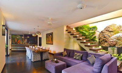 Villa Elok Living And Dining Pavilion | Seminyak, Bali