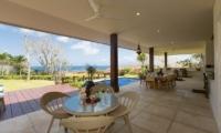 Villa Karang Dua Open Plan Dining Area | Uluwatu, Bali