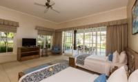 Villa Karang Dua Twin Room | Uluwatu, Bali