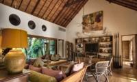 Villa Kavaya Living Room | Canggu, Bali