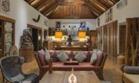 Villa Kavaya Living And Dining Room | Canggu, Bali