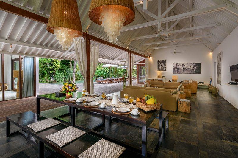 Villa Liola Dining Area | Umalas, Bali