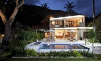 Villa Pantai Swimming Pool | Candidasa, Bali