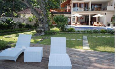 Villa Pantai Tropical Garden | Candidasa, Bali