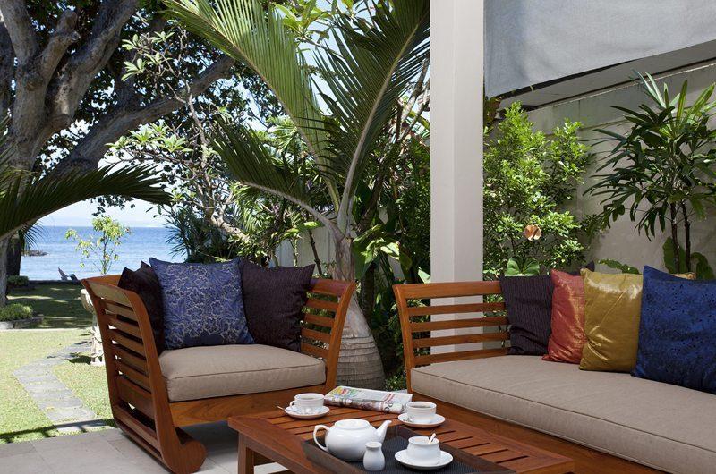Villa Pantai Lounge | Candidasa, Bali