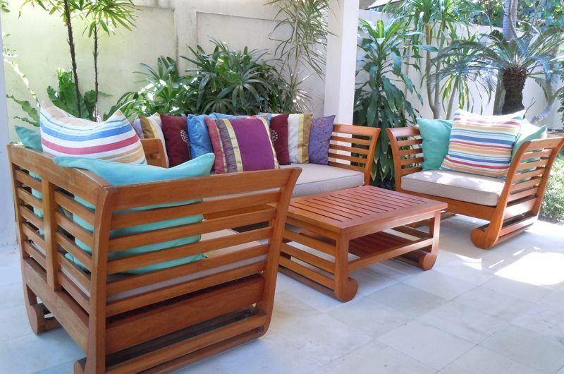 Villa Pantai Outdoor Lounge Lounge | Candidasa, Bali