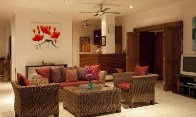 Villa Pantai Living Area | Candidasa, Bali