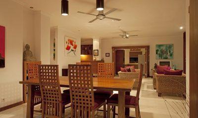Villa Pantai Dining Area | Candidasa, Bali