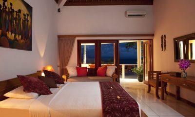 Villa Pantai Master Bedroom | Candidasa, Bali