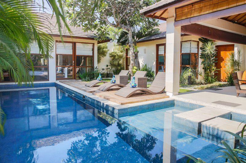 Villa Sepuluh Swimming Pool | Legian, Bali