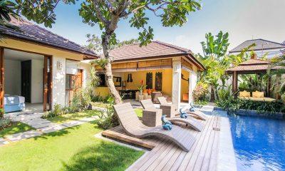 Villa Sepuluh Sun Beds | Legian, Bali