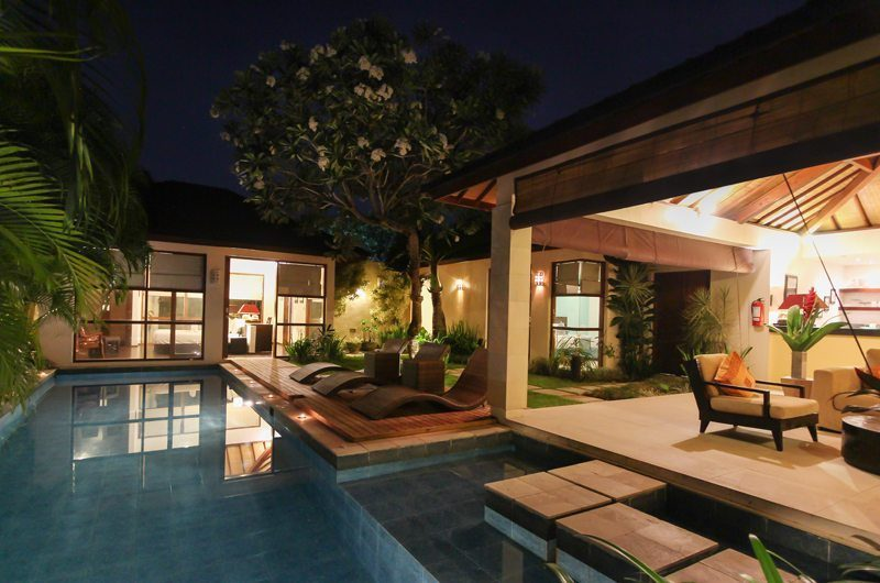 Villa Sepuluh Pool Side | Legian, Bali