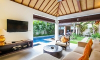 Villa Sepuluh Open Plan Living Area | Legian, Bali