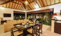 Villa Sepuluh Dining Room | Legian, Bali