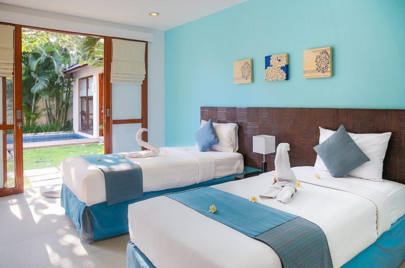 Villa Sepuluh Twin Room | Legian, Bali