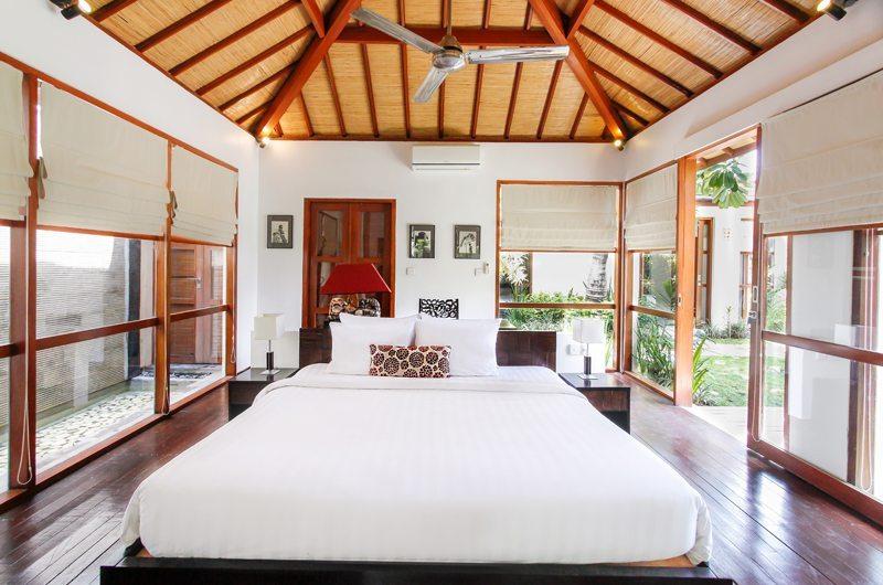 Villa Sepuluh Master Bedroom | Legian, Bali