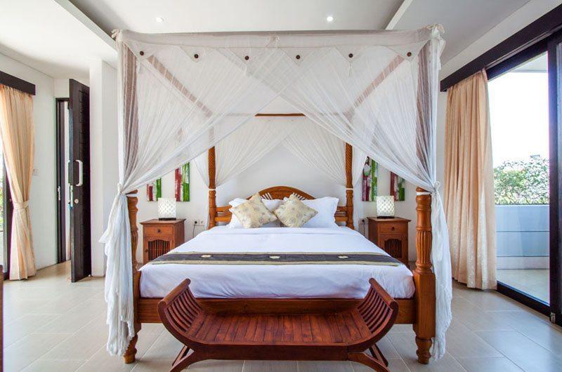 Villa Skye Dee Master Bedroom Front View | Legian, Bali