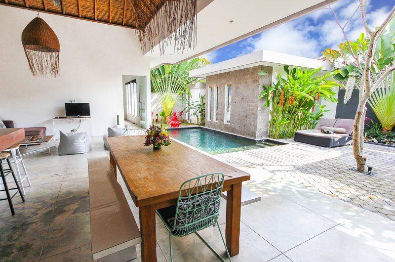 Villa Turtle Dining Room | Seminyak, Bali