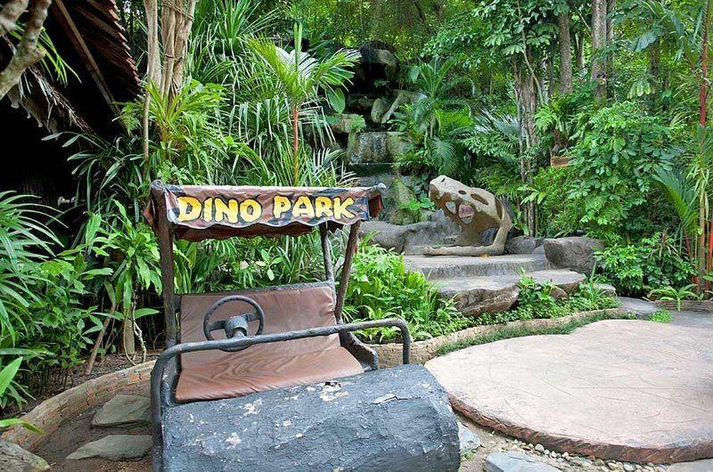 Dino Park Nightlife Phuket Thailand