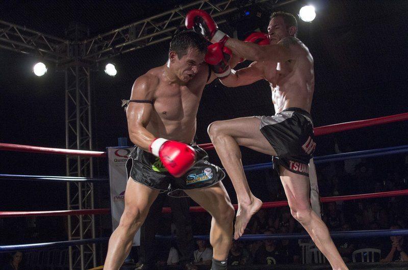 Muay Thai Phuket Thailand