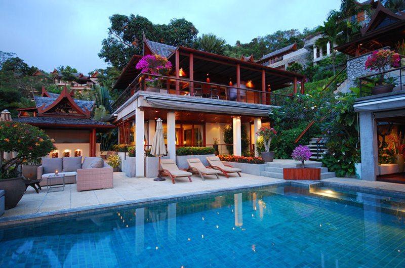 Ayara Surin Pool Side | Phuket, Thailand