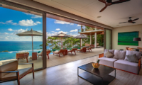 Baan Banyan Phuket Indoor Living Area with Pool View | Kamala, Phuket