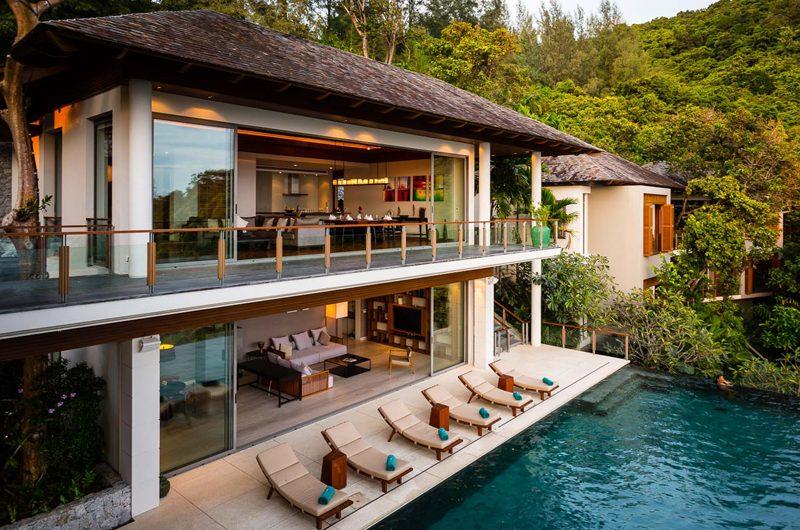 Baan Banyan Phuket Reclining Sun Loungers | Kamala, Phuket