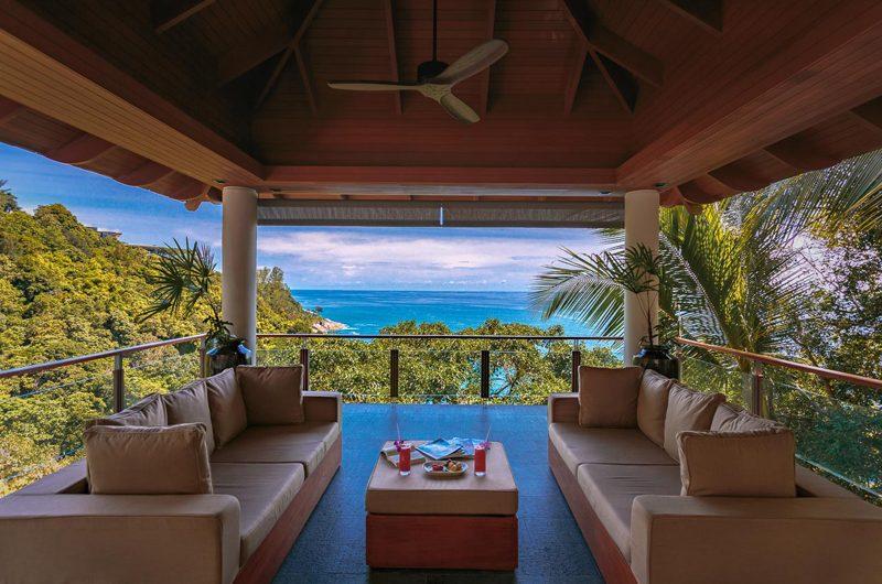 Baan Banyan Phuket Open Plan Lounge Area | Kamala, Phuket