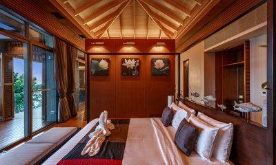 Baan Banyan Phuket King Size Bed   Kamala, Phuket