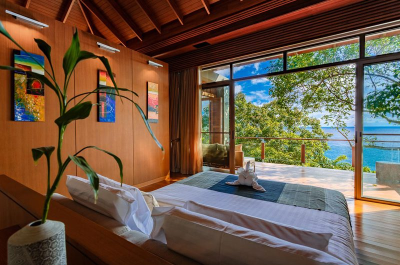Baan Banyan Phuket Bedroom with Sea View | Kamala, Phuket
