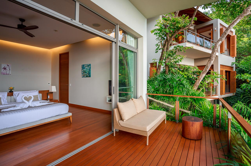 Baan Banyan Phuket Bedroom with Balcony | Kamala, Phuket