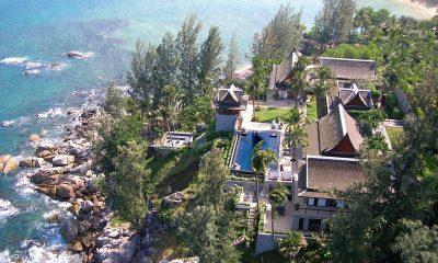 Baan Laemson 1 Bird's Eye View | Phuket, Thailand