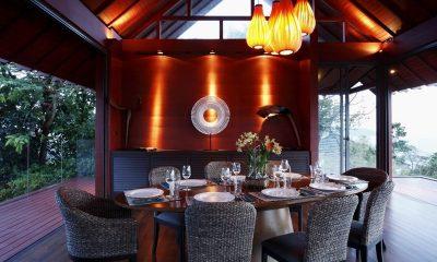 Baan Santisuk Dining Area | Phuket, Thailand