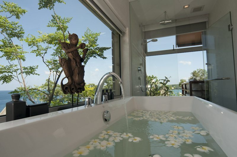 Laemsingh Villa 3 Master Bathroom | Phuket, Thailand