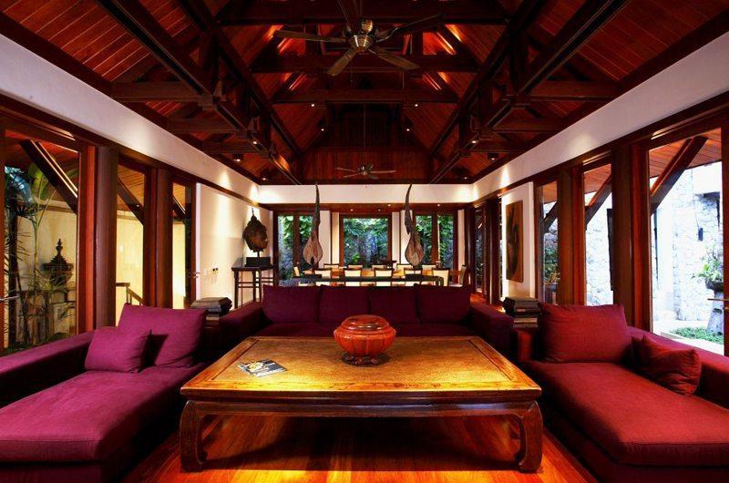 Villa Analaya Living Area | Phuket, Thailand
