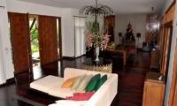 Villa Salika Living Area | Phuket, Thailand