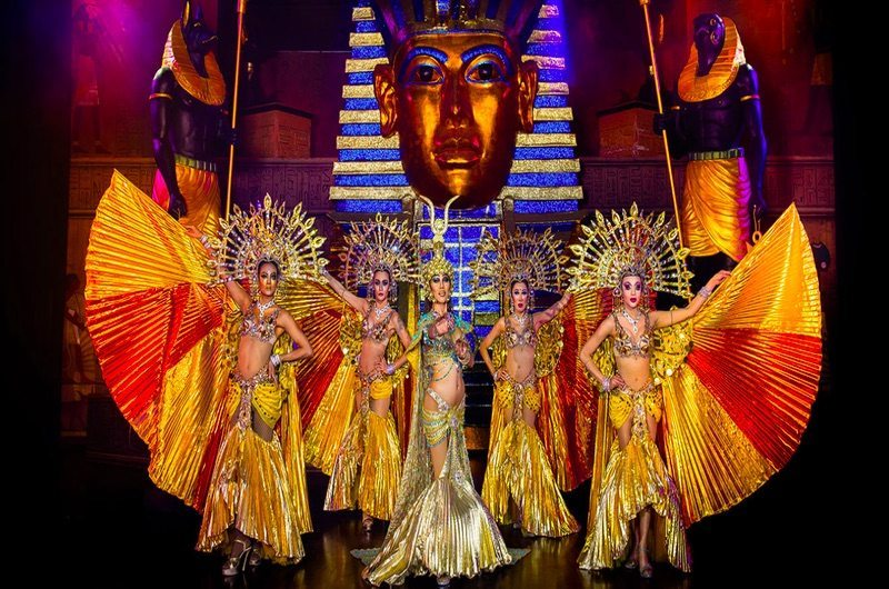 Simon Cabaret Phuket Thailand