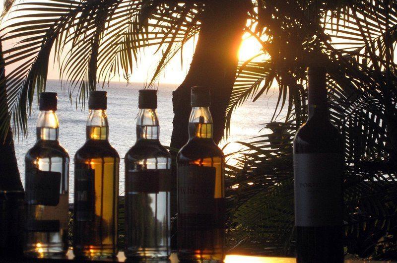 Sunset Bar Phuket Thailand
