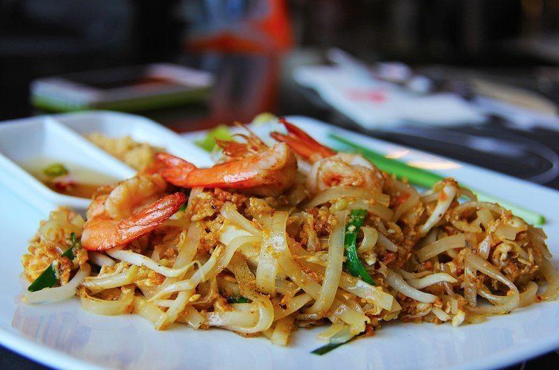 Thai Dishes Pad Thai