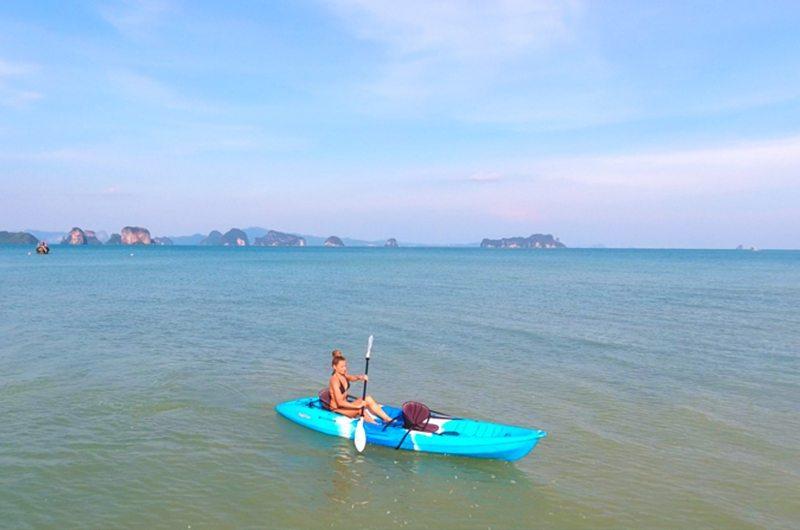 Thailand Koh Yao Noi Ani Villas Kayak