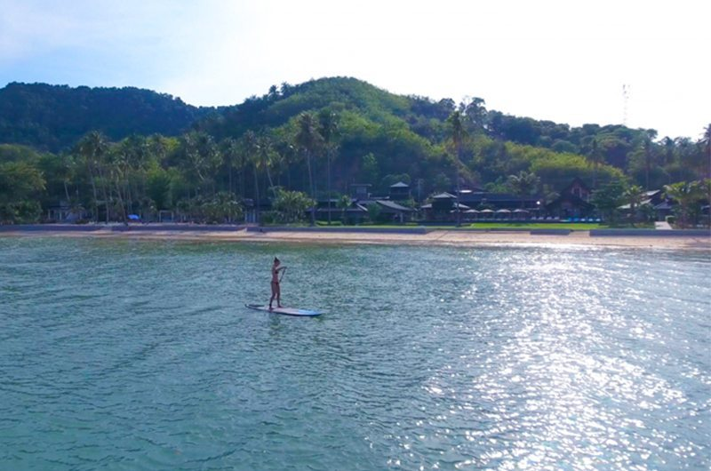 Thailand Koh Yao Noi Ani Villas SUP