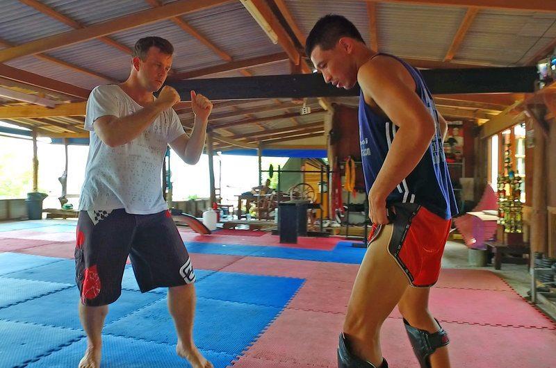 Thailand Koh Yao Noi Thai Boxing 3