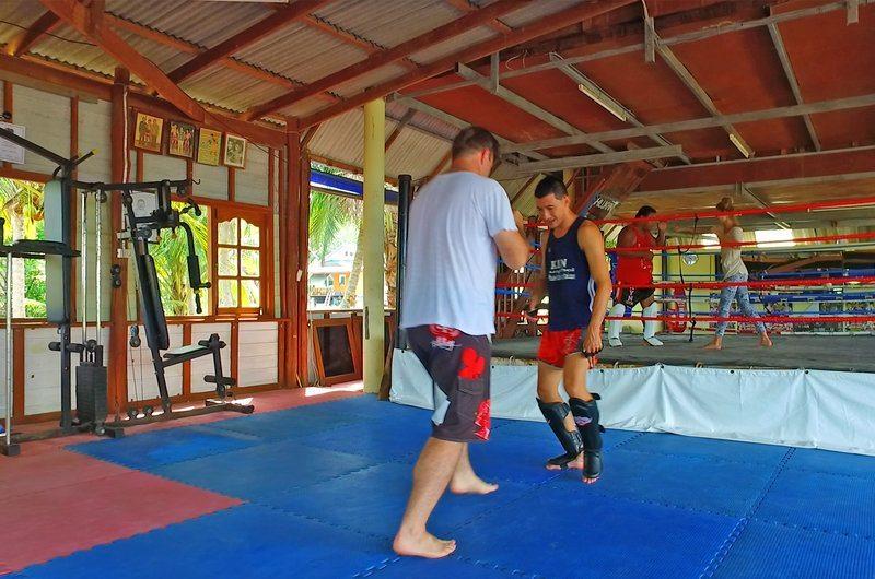 Thailand Koh Yao Noi Thai Boxing 4
