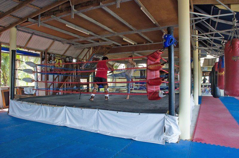 Thailand Koh Yao Noi Thai Boxing