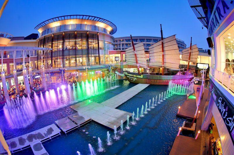 Thailand Phuket Jungceylon Shopping Mall